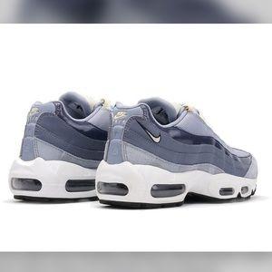 quality design 8c4ac 769df Nike Air Max 95 Glacier Grey/Muslin